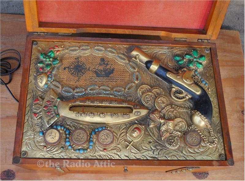 Guild 6388 Treasure Chest