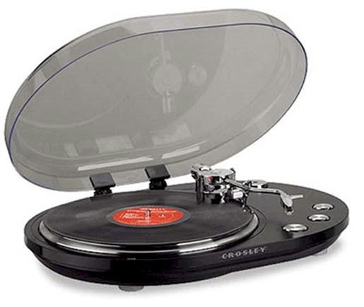 Crosley CR6004 USB Turntable