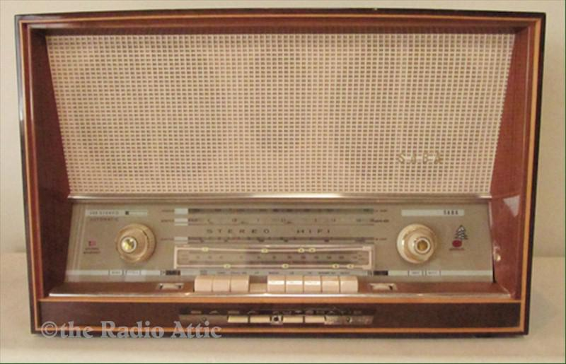 SABA 400 Automatic Stereo 11 (1961-62)