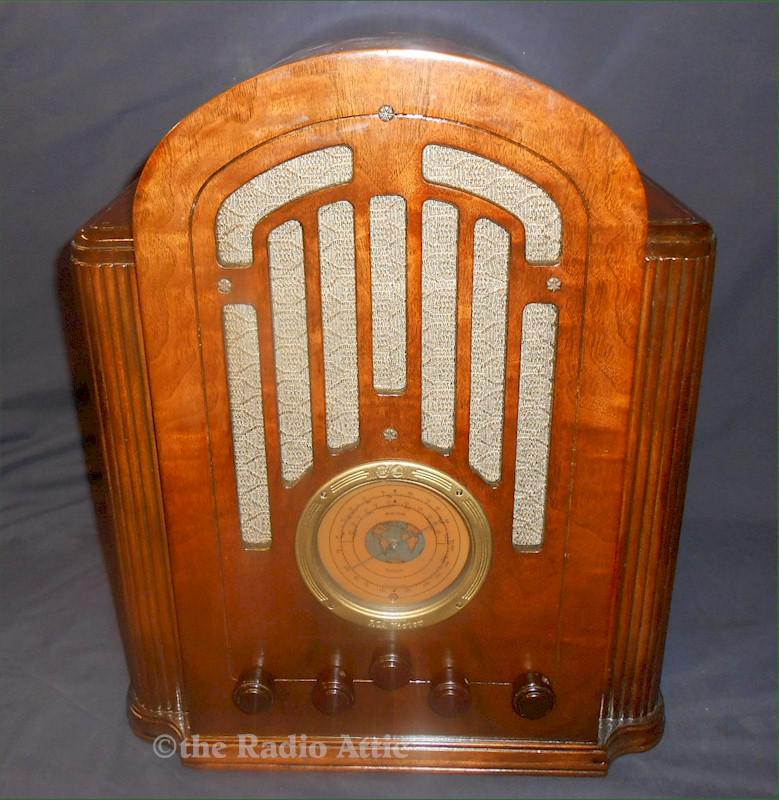 RCA 128 Shouldered Tombstone (1934)