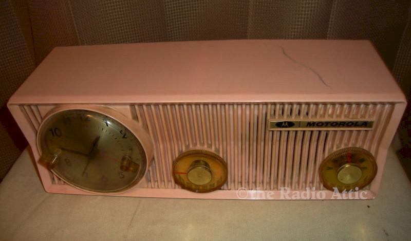 Motorola 57CS Clock Radio