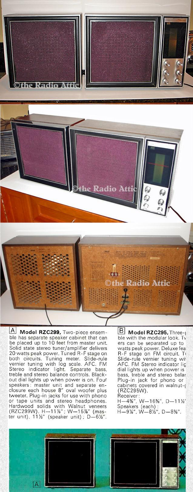 RCA Stereo System (1970)